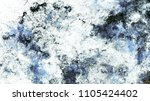 blue  grey and white artistic... | Shutterstock . vector #1105424402