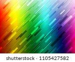 light multicolor  rainbow... | Shutterstock .eps vector #1105427582