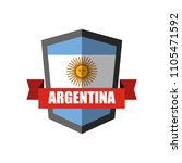 set of football badge vector...   Shutterstock .eps vector #1105471592