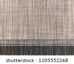 plastic mats pattern background ...   Shutterstock . vector #1105552268