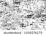 abstract monochrome grunge... | Shutterstock .eps vector #1105576175