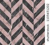 vector pink and black... | Shutterstock .eps vector #1105651202