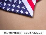 national day celebration usa... | Shutterstock . vector #1105732226