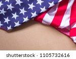 national day celebration usa... | Shutterstock . vector #1105732616
