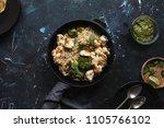 Food Roasted Cauliflower And...