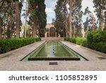 kashan  iran  april 30  2018 ... | Shutterstock . vector #1105852895