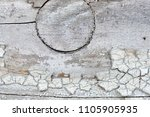 distressed texture of cracked... | Shutterstock . vector #1105905935