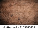 old grunge dark textured wooden ... | Shutterstock . vector #1105988885