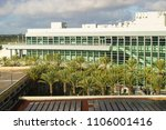 modern architecture of... | Shutterstock . vector #1106001416