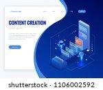business  technology  internet... | Shutterstock .eps vector #1106002592
