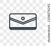 sms message vector icon... | Shutterstock .eps vector #1106076242