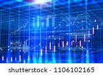 business in cyberspace. data... | Shutterstock . vector #1106102165