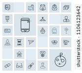 modern  simple  grey vector... | Shutterstock .eps vector #1106123642