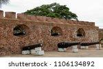 Fort at Port Royal Jamaica