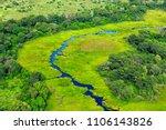 green river  aerial landscape...   Shutterstock . vector #1106143826