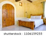 the tuscany room style in... | Shutterstock . vector #1106159255