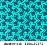modern stylish texture.... | Shutterstock .eps vector #1106192672