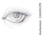 vector illustration of human... | Shutterstock .eps vector #1106201378