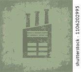 industrial vector design | Shutterstock .eps vector #1106202995