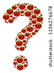 Query Shape Composed Of Tomato...
