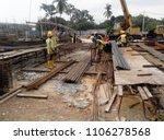 kuala lumpur  malaysia  august ... | Shutterstock . vector #1106278568