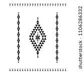 design element based on... | Shutterstock .eps vector #1106286332