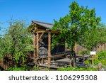 staraya russa  russia   may 20  ... | Shutterstock . vector #1106295308