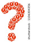 help shape made with...   Shutterstock .eps vector #1106304356