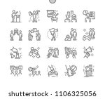 naked politics well crafted... | Shutterstock .eps vector #1106325056