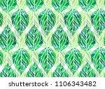 beautiful seamless floral... | Shutterstock .eps vector #1106343482
