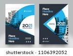 city background business book... | Shutterstock .eps vector #1106392052