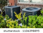 close up  residential air... | Shutterstock . vector #1106398895