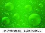 light green vector background... | Shutterstock .eps vector #1106405522