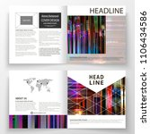 business templates for square...   Shutterstock .eps vector #1106434586