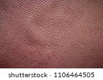 old brown leather texture... | Shutterstock . vector #1106464505