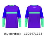 templates jersey for mountain...   Shutterstock .eps vector #1106471135