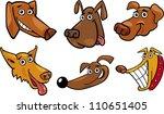 cartoon illustration of... | Shutterstock .eps vector #110651405