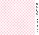 pattern seamless checkered... | Shutterstock .eps vector #1106591552