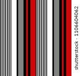 fabric retro color style... | Shutterstock .eps vector #1106604062