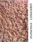rough durable textured stucco... | Shutterstock . vector #1106626805