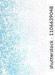 light blue  green abstract... | Shutterstock . vector #1106639048