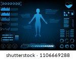body information futuristic...