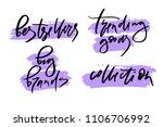 vector illustration of...   Shutterstock .eps vector #1106706992