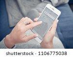kyiv  ukraine   january 24 ...   Shutterstock . vector #1106775038