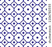 ceramic pattern china. japan... | Shutterstock .eps vector #1106783555