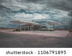 Abandoned Gas Station Close To...