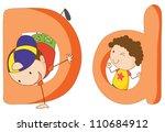 Illustration Of Children In A...