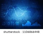 2d rendering stock market... | Shutterstock . vector #1106866448