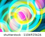 abstract colorful background... | Shutterstock . vector #1106925626