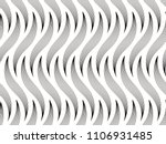 linear vector pattern ... | Shutterstock .eps vector #1106931485